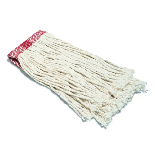 Cut-End Mop with Red Color Band